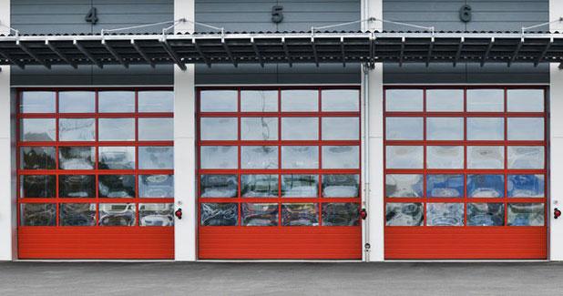Commercial garage door installer Maryland