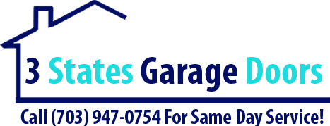 Fairfax Garage Door Logo